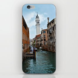 Leaning Venice iPhone Skin