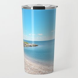 AFE Tommy Thompson Park 2, Beach Photography Travel Mug