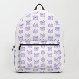 Decepticon Tech Purple Backpack