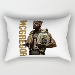 Conor Mcgregor Rectangular Pillow