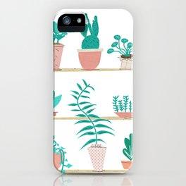 Pot Plants iPhone Case