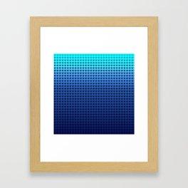 anon sea Framed Art Print