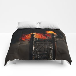 Flare Stack Comforters
