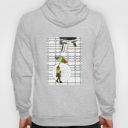 Conforming Future, No Admittance Hoody