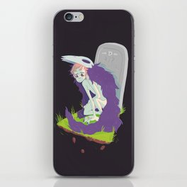 There's Still Bone Beneath the Gums iPhone Skin