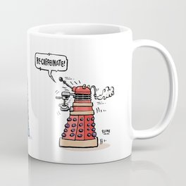 RE-CAFFEINATE! Coffee Mug