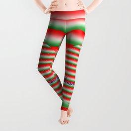 Season's Greetings Leggings