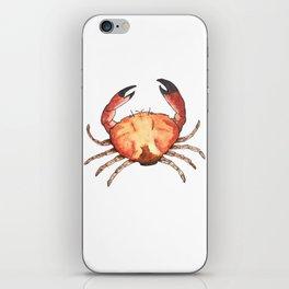 Crab: Fish of Portugal iPhone Skin