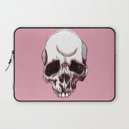 Skull in pink  Laptop Sleeve