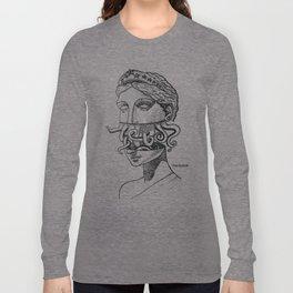 Greek Renaissance Octopus Long Sleeve T-shirt