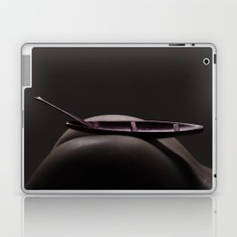 Boat on the Mointain Laptop & iPad Skin