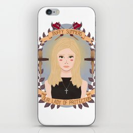 Buffy Summers iPhone Skin