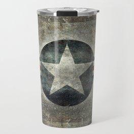 Air force Roundel v2 Travel Mug