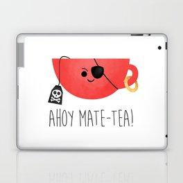 Ahoy Mate-tea! Laptop & iPad Skin