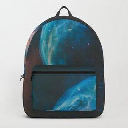 Bubble Nebula Space Backpack