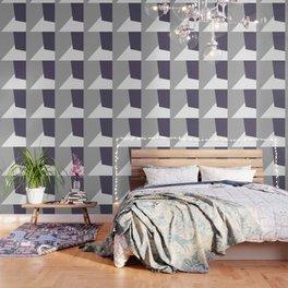 grey blue Wallpaper