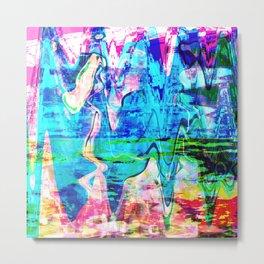 436500101 Metal Print