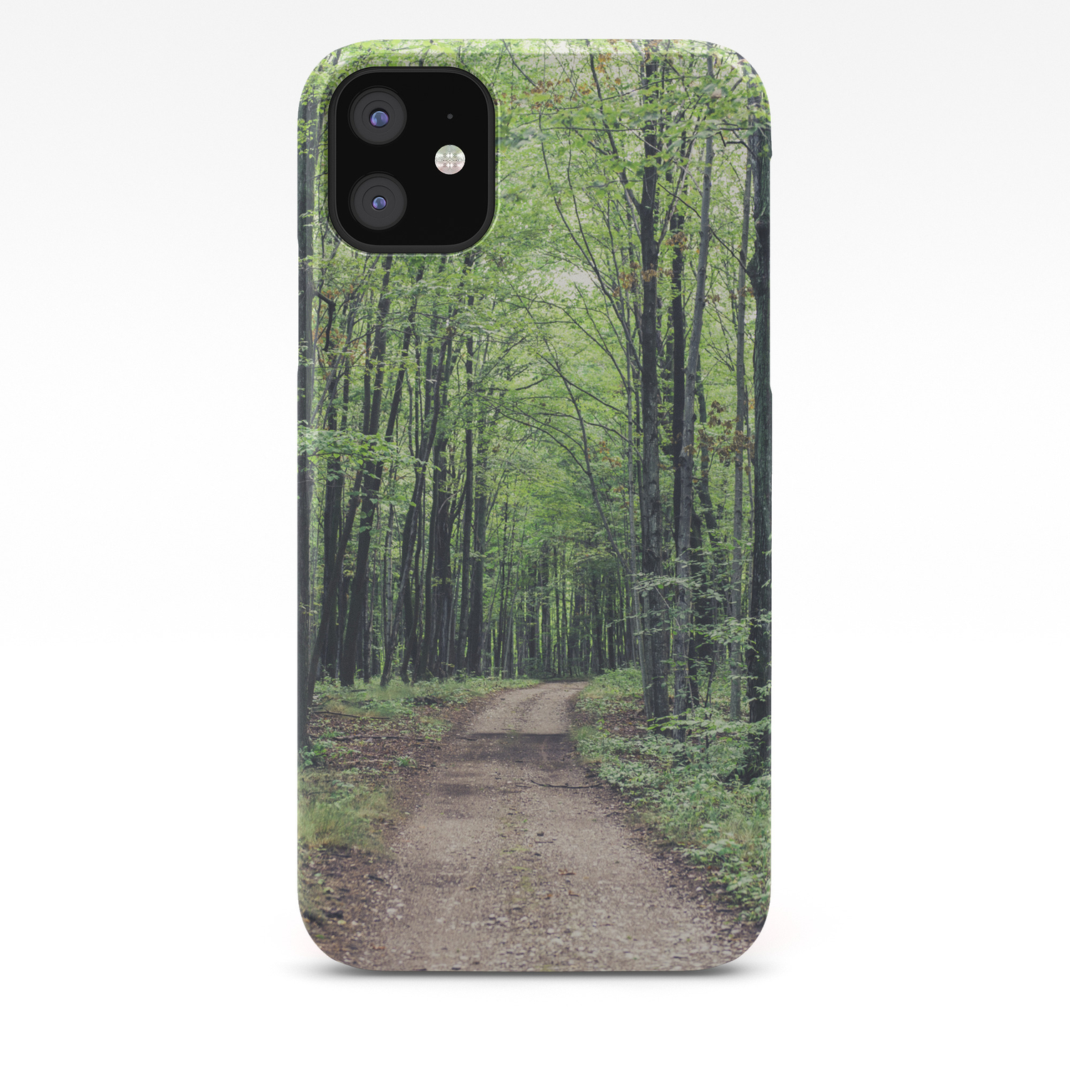 Forest iPhone 6S Case Glitter Road
