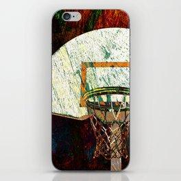 Basketball vs 13 iPhone Skin