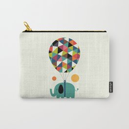 Fly High And Dream Big Carry-All Pouch