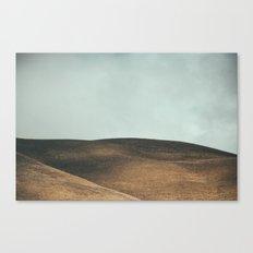 Still Hills Canvas Print