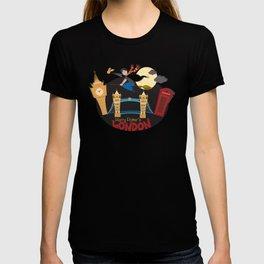 Harry Potter's London T-shirt