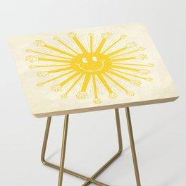 Heat Wave Side Table