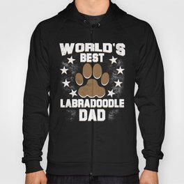 World's Best Labradoodle Dad Hoody