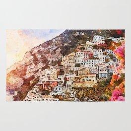 Amalfi, Italy Rug