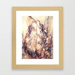 Fragility Framed Art Print