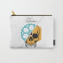Skull'sReflections Carry-All Pouch
