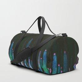 cactus nigth Duffle Bag