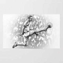 Zinedine Zidane - Real Madrid Rug
