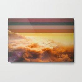 Colorscape V Metal Print