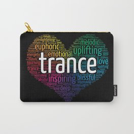 Surrounded with the love of Trance Carry-All Pouch