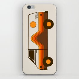 Sunset Chaser iPhone Skin