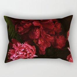 Peony Passion Rectangular Pillow