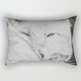 Eye of the Wild by Teresa Thompson Rectangular Pillow