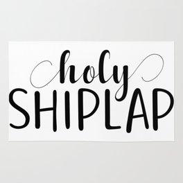 Holy Shiplap Rug