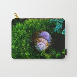 SNAIL IN THE FOREST Carry-All Pouch