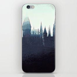 Harry Potter - Hogwarts iPhone Skin