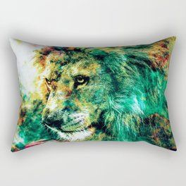 THE KING VI Rectangular Pillow