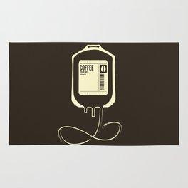 Coffee Transfusion Rug