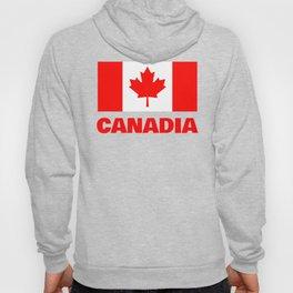 Canadia - Canadan Flag Hoody