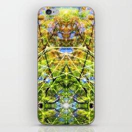GeoBotanica V2 iPhone Skin