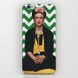 Frida Kahlo Photography I iPhone Skin