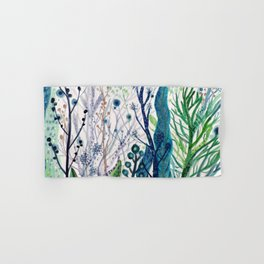les algues Hand & Bath Towel