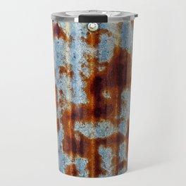 Rusty Metal Travel Mug