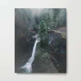 ELK FALLS Metal Print