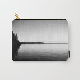 A serene lake in Finland Carry-All Pouch